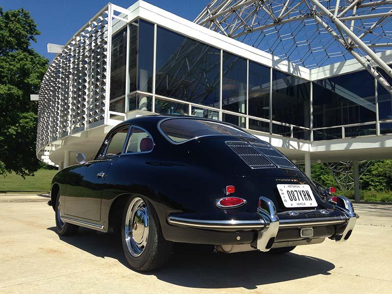 1965 Porsche 356 C Porsche 356 Restoration At Pcc