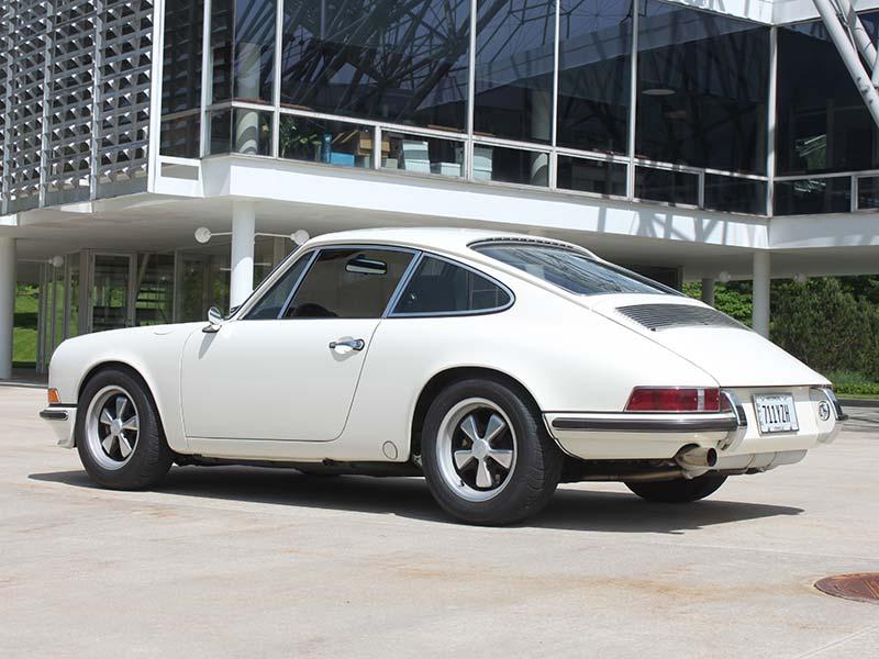 1975 porsche 911 back date project 911 porsche restoration pete s custom coachbuilding